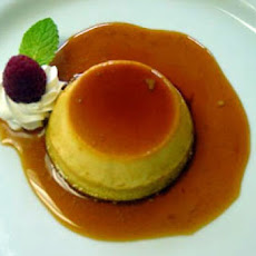 Simply the Best Mexican Flan