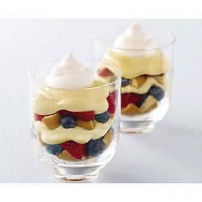 Berry Cheesecake Parfaits