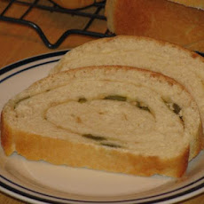 Jalapeno Garlic Bread for Bread Machine