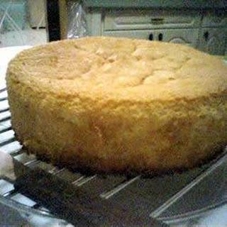 Cornflour Sponge Recipes