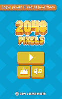 Screenshot of 2048