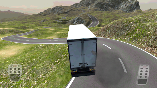 Truck Simulator HD - screenshot