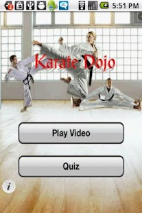 Karate Dojo - screenshot
