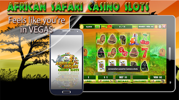 Screenshot of African Safari Slot