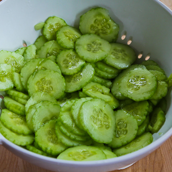Al's Famous Hungarian Cucumber Salad Recipe | Yummly