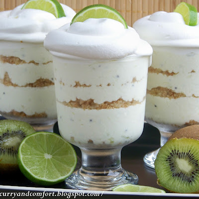 Key-Lime Mini Trifles