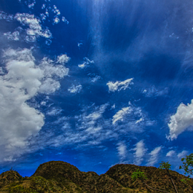 by Amrita Bhattacharyya - Landscapes Cloud Formations (  )