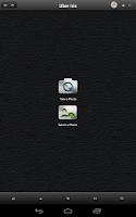 Screenshot of Uber Iris Photo Effects Filter
