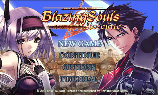 Blazing Souls Accelate ENG Data For Android