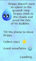 Screenshot of Drippy the Raindrop
