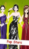 Screenshot of Fashionista™ Red Carpet