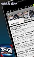 Screenshot of TMJ4.com - WTMJ-TV Milwaukee