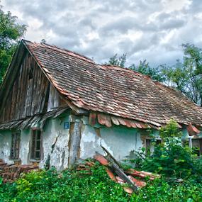 Kuća by Zeljko Sajko-Saja - Buildings & Architecture Homes ( kuća, dom, arhitektura, staro, zgrada )