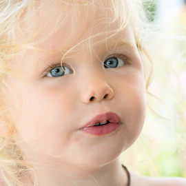 Blow Me a Kiss by Janet Lyle - Babies & Children Toddlers ( children, toddler )