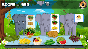 Screenshot of Feed Baby Elephants