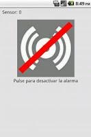 Screenshot of Car & Moto Alarm DEMO