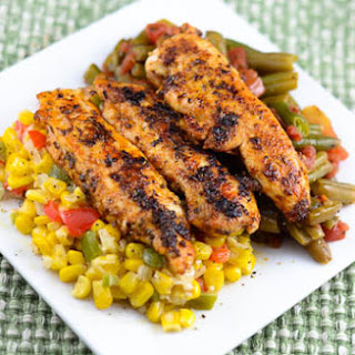 Blackened Cajun Chicken Breast Recipes