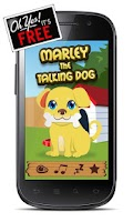 Screenshot of Marley The Talking Dog - Free