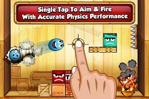Screenshot of Tiny Ball vs Evil Devil 2