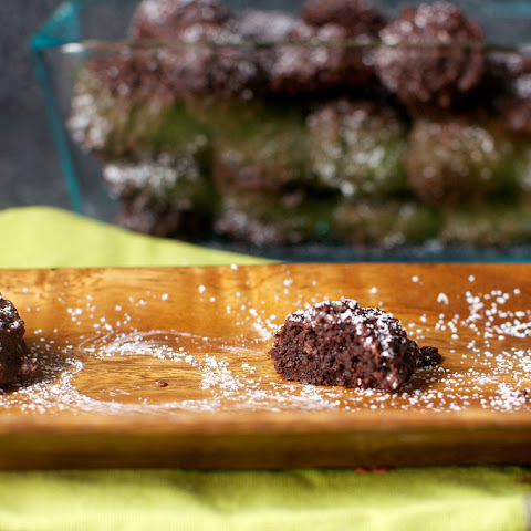 Dark Chocolate Coconut Macaroons