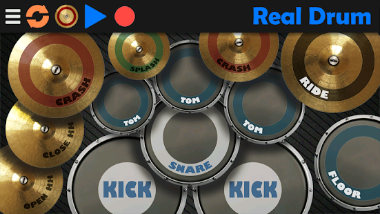 Game Real Drum - The Best Drum Pads Simulator APK for Windows Phone