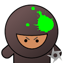 Ninja Splat icon