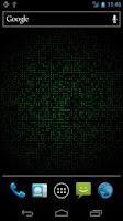 Screenshot of Live Wallpaper - PixelLight