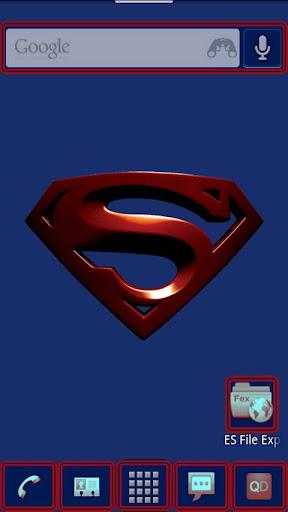 Superman ADW Theme