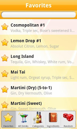 8-500-drink-recipes-free for android screenshot
