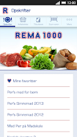 Screenshot of REMA 1000