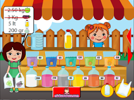 Screenshot of Lili Bazaar
