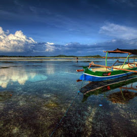Thanks Sudah Di Suka,................. by Made Thee - Transportation Boats