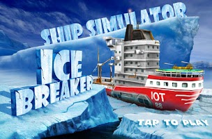 Screenshot of Ship Simulator 3D Ice Breaker