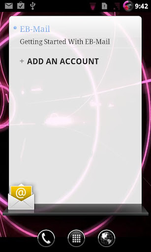EB E-Mail Widget