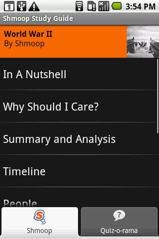 World War II: Shmoop Guide