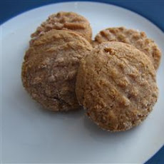 Chai Butter Cookies