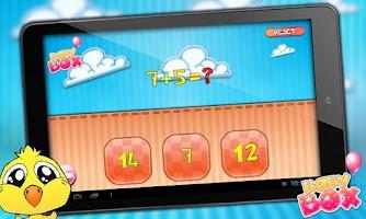 Screenshot of Baby Box