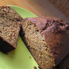 Fruity Pumpkin Bread