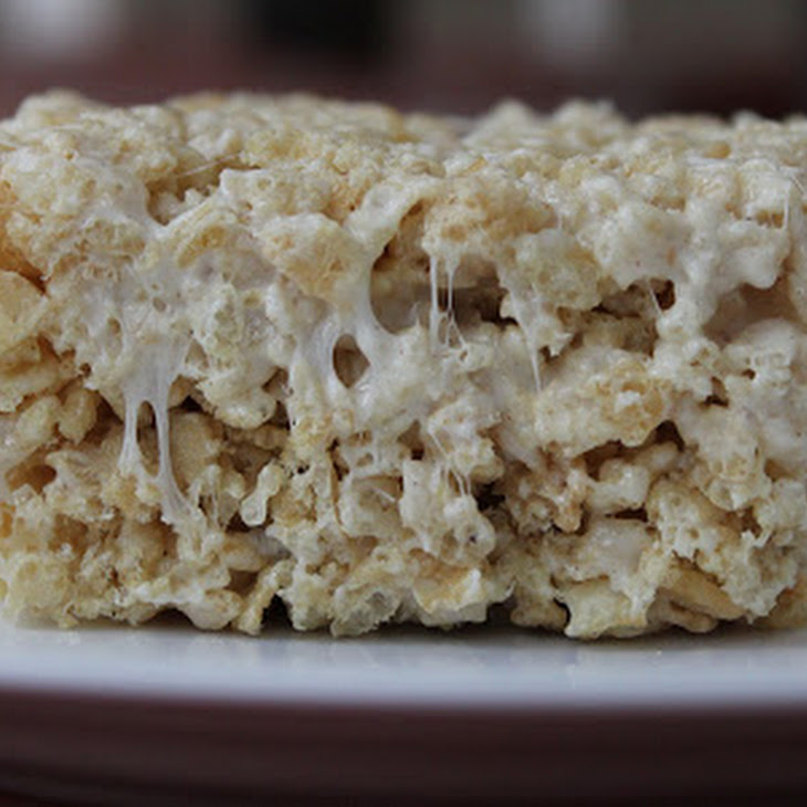 SK's Salted Brown Butter Crispy Treats Recipe | Yummly