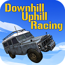 Downhill Uphill Racing FREE icon