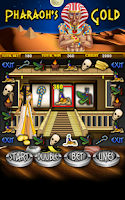 Screenshot of Pharaons Gold