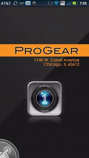 ProGear Rental Chicago