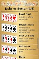 Screenshot of Prime Video Poker