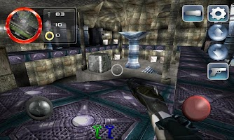 Screenshot of Dark Area Lite