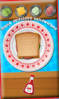 Screenshot of Pizza and Sandwich Maker