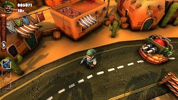 Screenshot of Guerrilla Bob