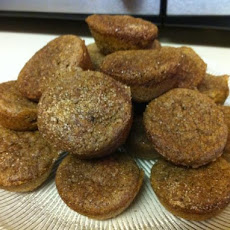 Flax Meal Cinnamon Muffins - South Beach