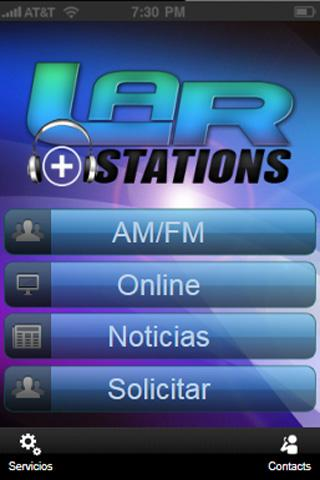 LARstations