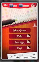 Screenshot of Word Search: Game of Words