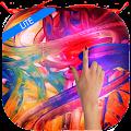 App Fingerpaint Magic LWP Lite apk for kindle fire